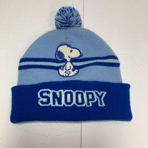 Vintage | Snoopy Retro Toddler Snow Beanie Hat